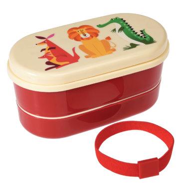 Bento-box-madkasse-med-dyreprint