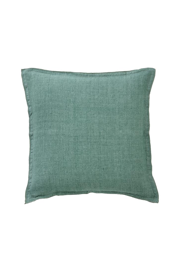 Smuk-jadefarvet-hoer-pude-i-str.-50-x-50-cm