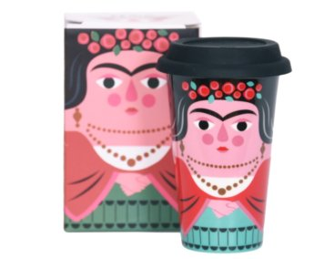 Frida-Kahlo-travel-mug