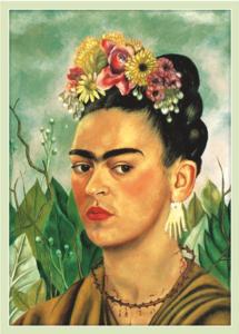 Smuk-plakat-med-Frida-Kahlo