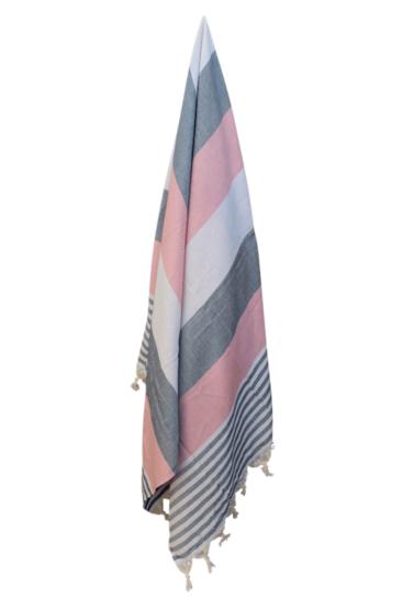hammam-haandklaede-i-rosa-og-marineblaa-farver