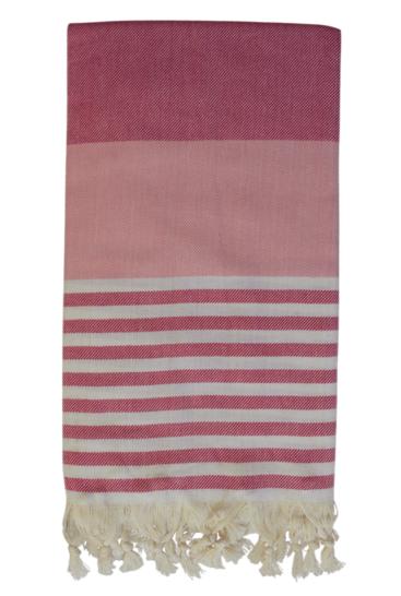 hammam-haandklaede-i-rosa-og-hindbaer-farver