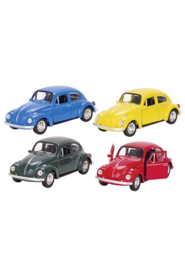 modelbil-vw-beetle-i-fire-forskellige-farver