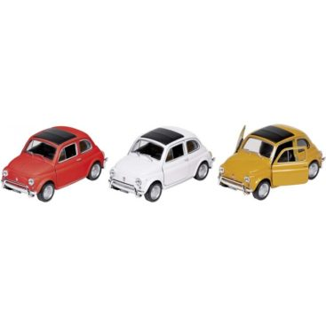 Modelbiler-tyske-fiat-500