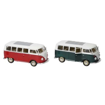Modelbil-volkswagen-bus-t1