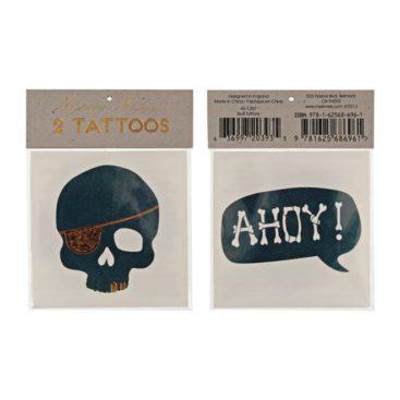 Pirat-tatovering-med-doedningehoved
