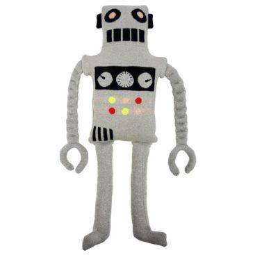 skoen-robot-pude-i-strik-fra-Meri-Meri