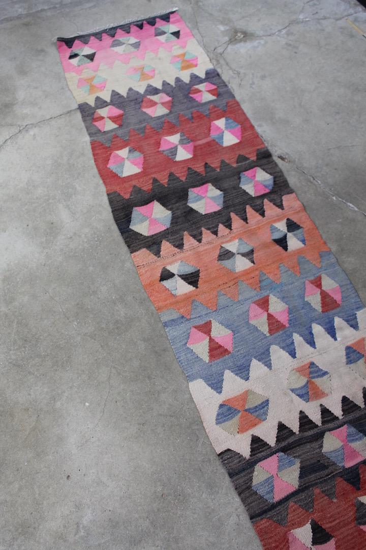 unik-kelimloeber-med-rosa-farver-str-69-x-318-cm