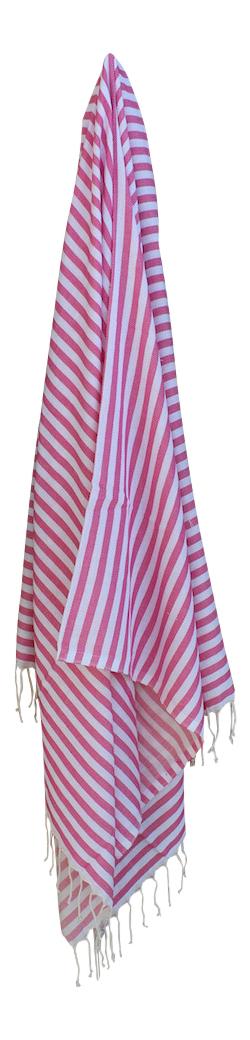 hammam-haandklaede-med-pink-og-hvide-striber-kr-149,-