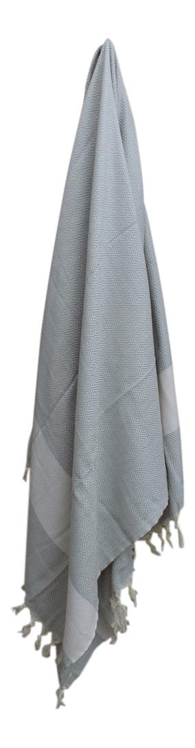 hammam-haandklaede-med-diamantvaevning-lysegraat-kr-149,-