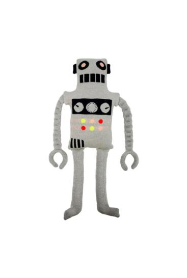 Meri-Meri-pude-i-strik-som-robot