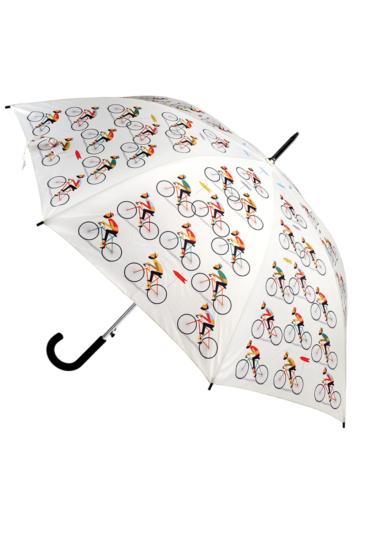Stor-flot-paraply-med-cykelprint