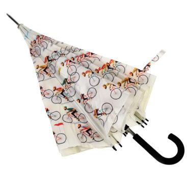 Paraply-med-print-af-cykler