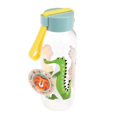 vandflaske-til-boern-med-forskellige-dyr