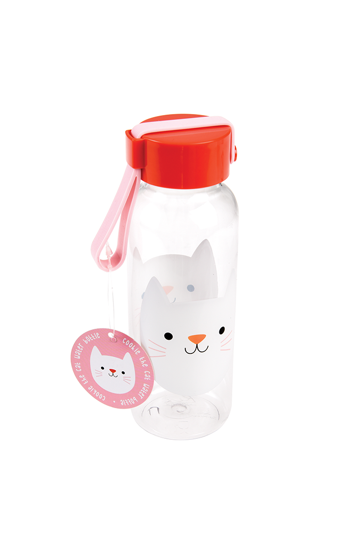 vandflaske-med-skruelaag-og-kat