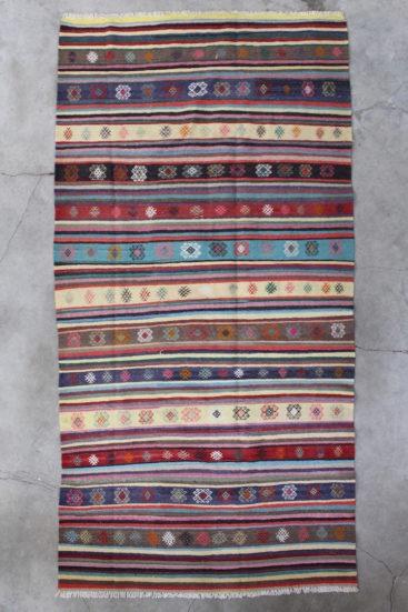 farverigt-kelimtaeppe-i-str-166-x-329-cm