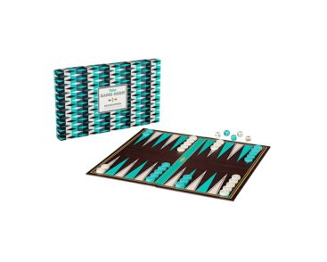 Backgammon-i-flot-design