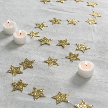 guld-guirlande-stjerner