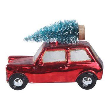 Juleophaeng-med-roed-bil-og-juletrae