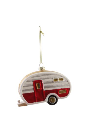 Campingvogn-juleophæng