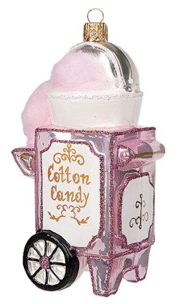 Candyfloss-maskine-julekugle
