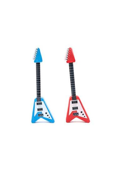 guitar-blyanter-i-roed-og-blaa