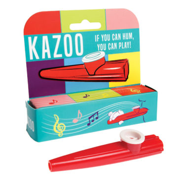 Kazoo-spilleinstrument-i-roed-plastic