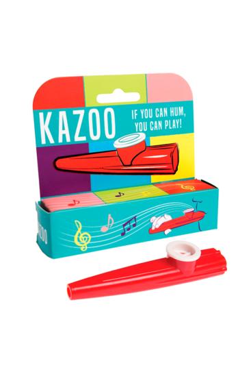 Kazoo-instrument-i-plast