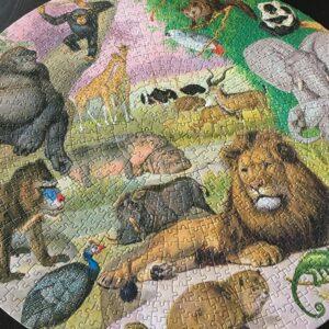 puslespil-med-vilde-dyr
