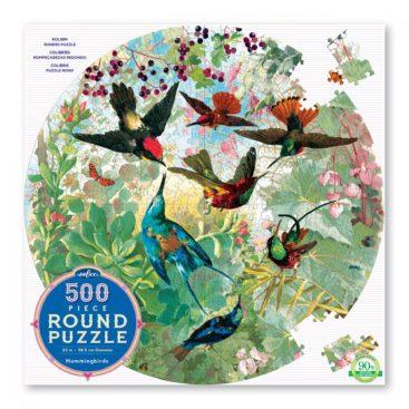 Puslespil-med-500-brikker-og-kolibrier