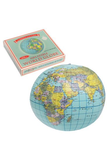 Badebold-globus