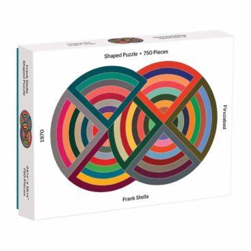 MoMA-puslespil-Frank-Stella-med-750-brikker