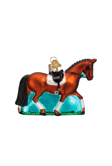 julekugle-hest