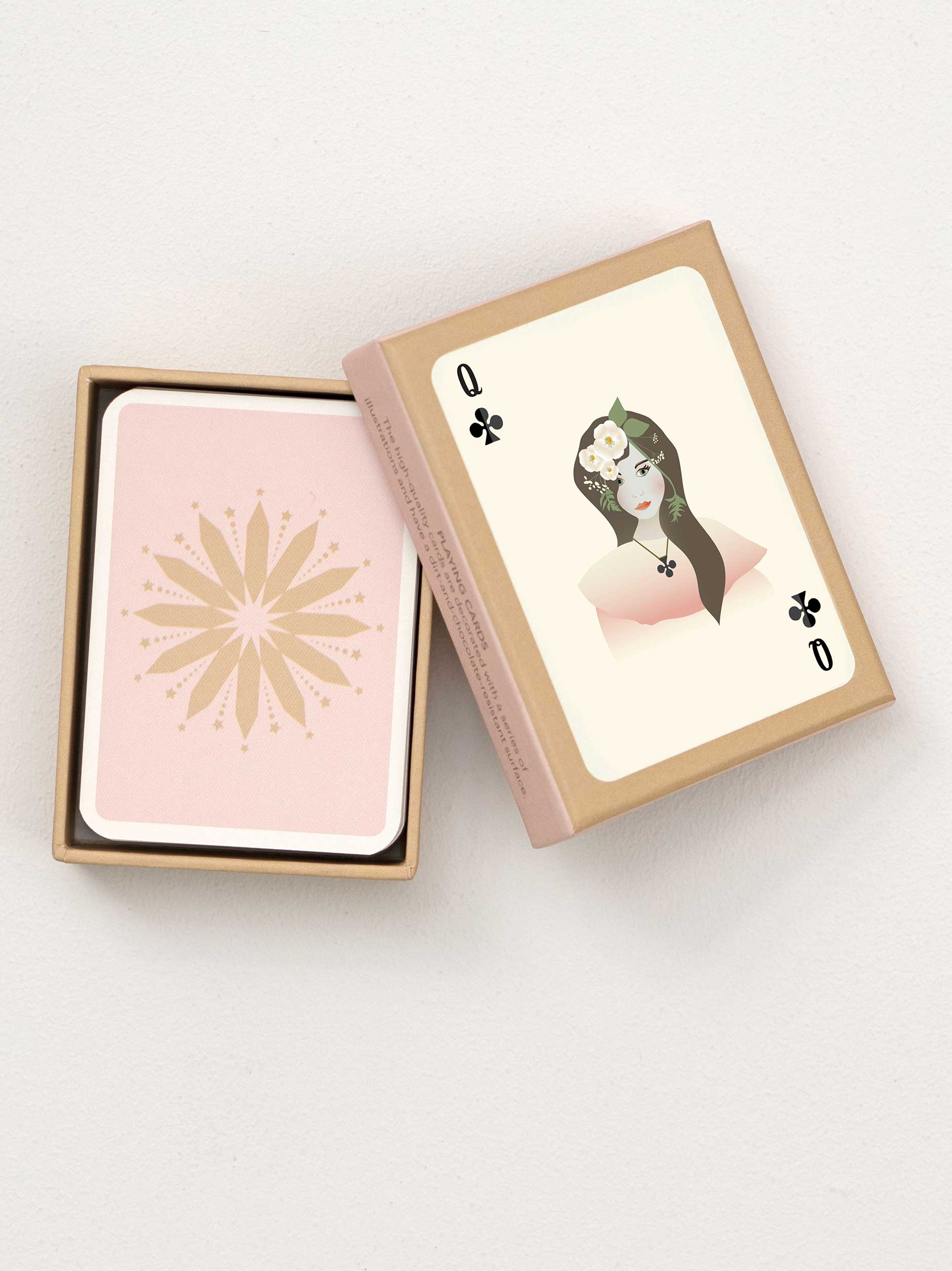 Vissevasse-spillekort