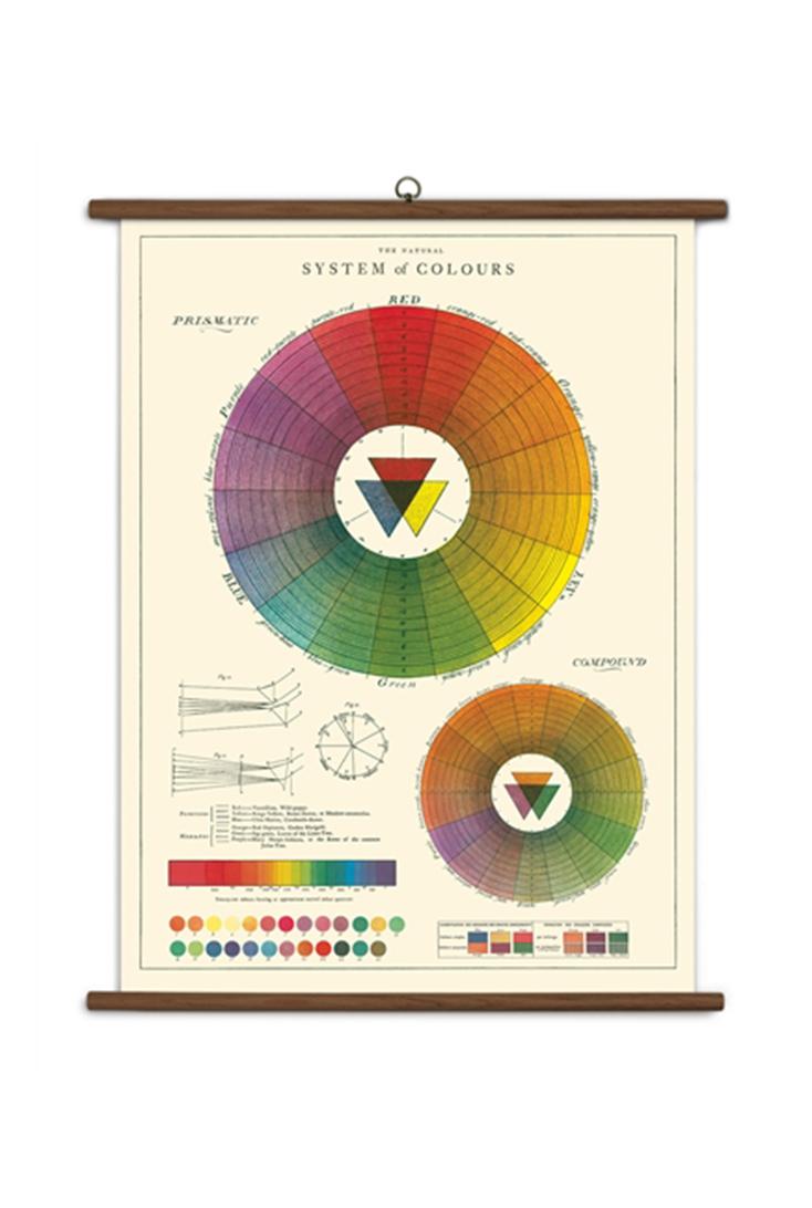 School-color-wheel