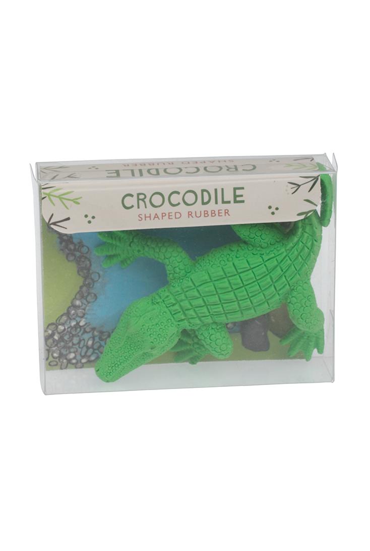 Krokodille-viskelaeder