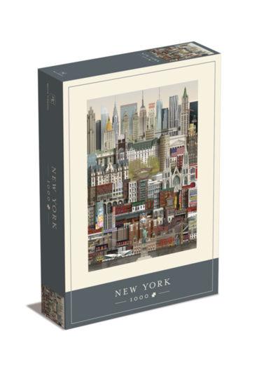 new-york-puslespil