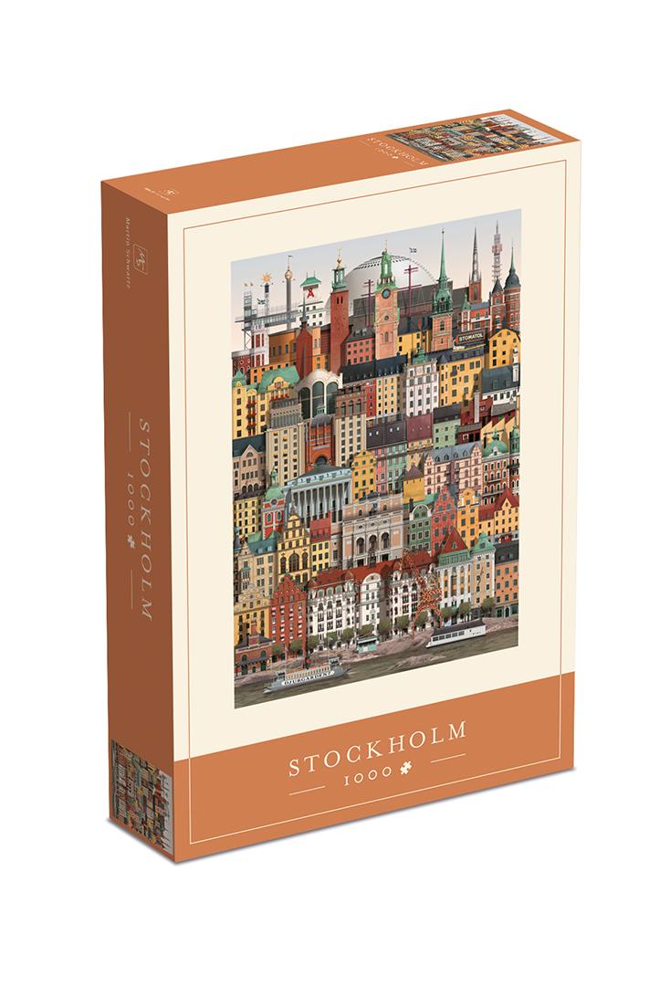Stockholm-puslespil
