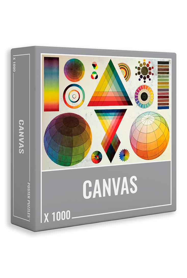 canvas-puslespil