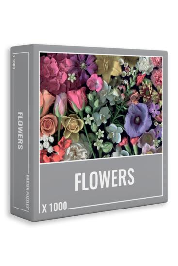 flowers-puslespil