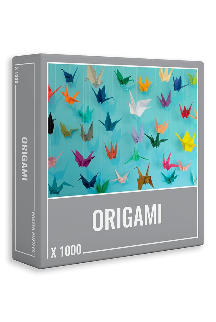 origami-puslespil