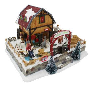 bondegaard-som-julelandskab