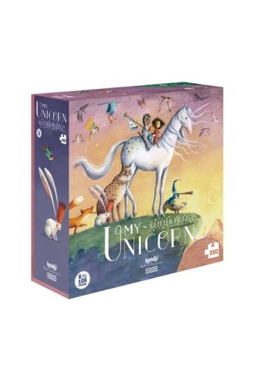 unicorn-puslespil