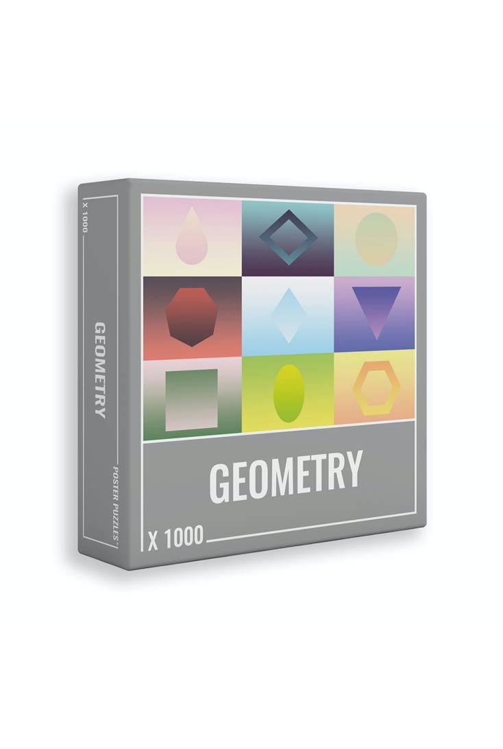 Geometry-puslespil