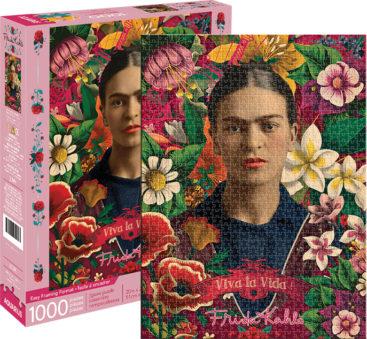 Frida-Kahlo-puslespil