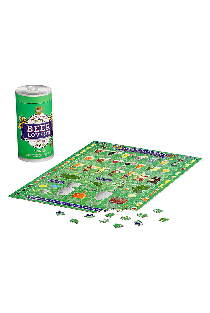 Beer-lovers-puzzle