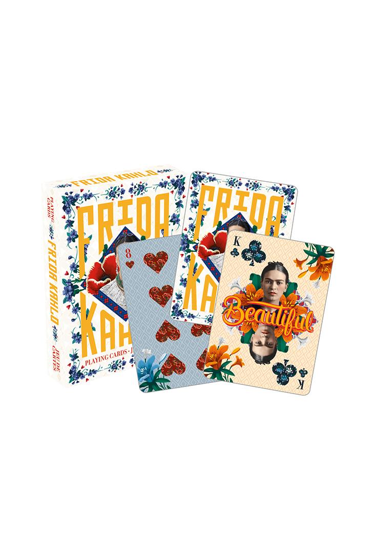 Frida-Kahlo-spillekort