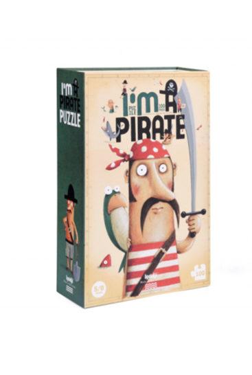 Pirat-puslespil