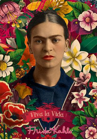 Skilt-med-Frida-Kahlo