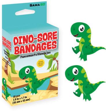 Dinosaur-plaster